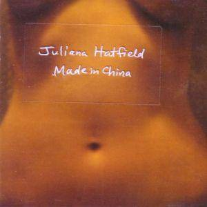 Cover - Juliana Hatfield: Made In China
