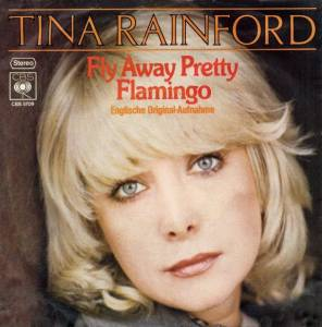 Cover - Tina Rainford: Fly Away Pretty Flamingo