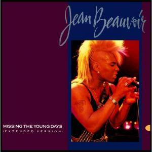 Cover - Jean Beauvoir: Missing The Young Days