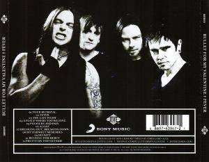 Bullet For My Valentine: Fever (CD) - Bild 2