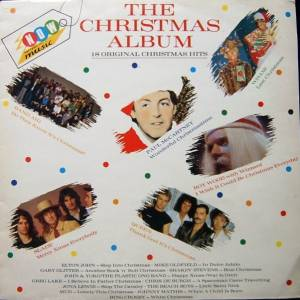 NOW That's What I Call Music! - The Christmas Album - Cover