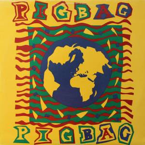 Cover - Pigbag: Big Bean, The