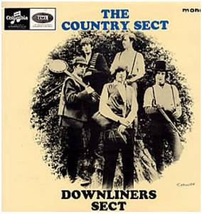 Cover - Downliners Sect, The: Country Sect, The