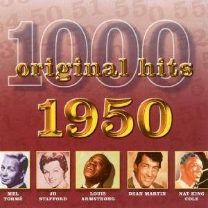 Cover - Patti Page: 1000 Original Hits - 1950
