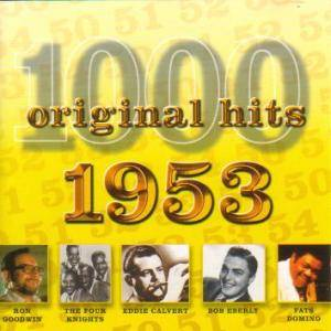 Cover - Les Paul & Mary Ford: 1000 Original Hits - 1953