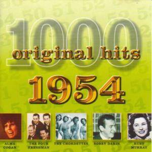 Cover - Les Paul & Mary Ford: 1000 Original Hits - 1954