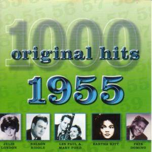 Cover - Les Paul & Mary Ford: 1000 Original Hits - 1955