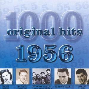 Cover - Billy May: 1000 Original Hits - 1956