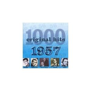 Cover - Dubs, The: 1000 Original Hits - 1957