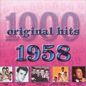 Cover - Little Anthony & The Imperials: 1000 Original Hits - 1958