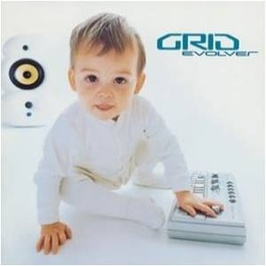 Cover - Grid, The: Evolver