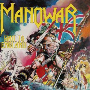 Manowar: Hail To England (LP) - Bild 1