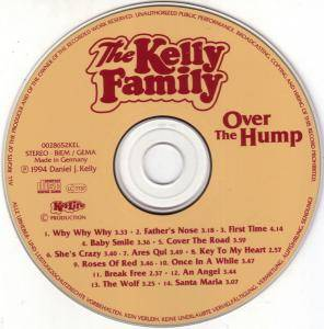 The Kelly Family: Over The Hump (CD) - Bild 2