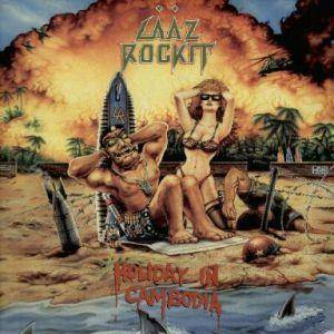 Cover - Lääz Rockit: Holiday In Cambodia