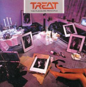 Treat: Pleasure Principle, The - Cover