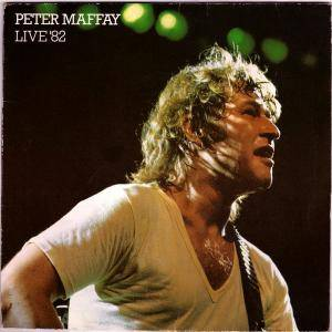 Peter Maffay: Live '82 - Cover