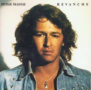 Peter Maffay: Revanche - Cover