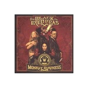 The Black Eyed Peas: Monkey Business - Cover