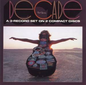 The Neil Young + Neil Young & Crazy Horse + Buffalo Springfield + Crosby, Stills, Nash & Young + Stills-Young Band: Decade (Split-2-CD) - Bild 1