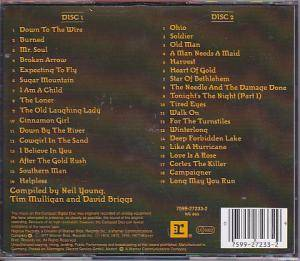 Neil Young / Neil Young & Crazy Horse / Buffalo Springfield / Crosby, Stills, Nash & Young / The Stills-Young Band: Decade (Split-2-CD) - Bild 2