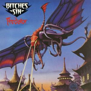 Cover - Bitches Sin: Predator