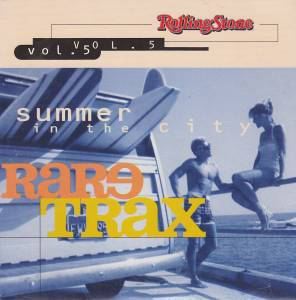 Cover - Conjunto Campesino Cuyaguateje: Rolling Stone: Rare Trax Vol. 05 / Summer In The City