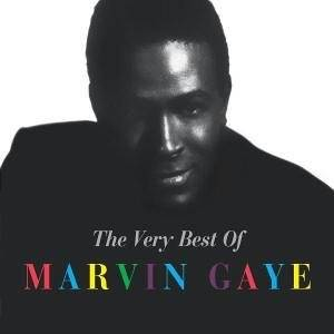Marvin Gaye: Very Best Of Marvin Gaye, The - Cover