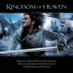 Harry Gregson-Williams: Kingdom Of Heaven - Cover