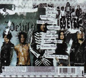 The 69 Eyes: Devils (CD) - Bild 2