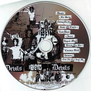 The 69 Eyes: Devils (CD) - Bild 3