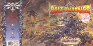 Bolt Thrower: Realm Of Chaos (Slaves To Darkness) (LP) - Bild 5