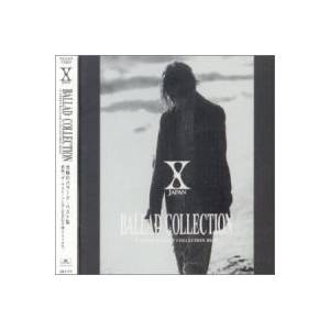 X Japan: Ballad Collection - Cover