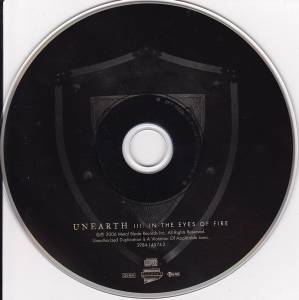 Unearth: III: In The Eyes Of Fire (CD) - Bild 4
