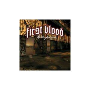 First Blood: Killafornia - Cover
