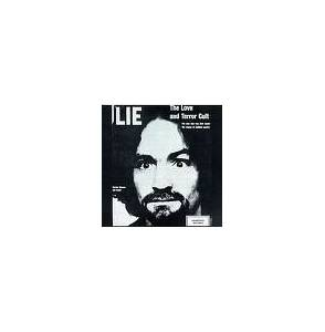 Charles Manson: Lie - The Love And Terror Cult - Cover