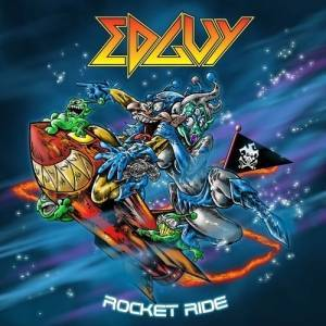 Cover - Edguy: Rocket Ride