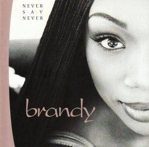 Cover - Brandy: Never Say Never
