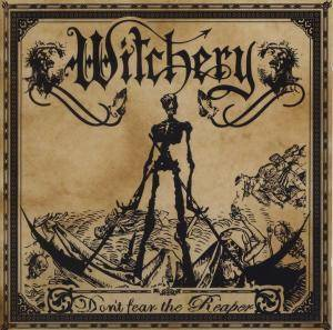 Witchery: Don't Fear The Reaper - Cover