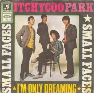 Small Faces: Itchycoo Park - Cover