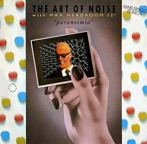The Art Of Noise: Paranoimia - Cover