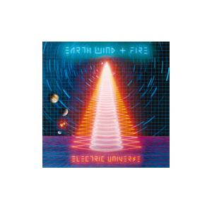 Earth, Wind & Fire: Electric Universe - Cover