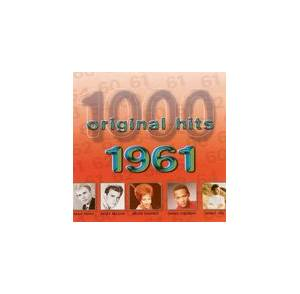 Cover - Bobby Vee: 1000 Original Hits - 1961