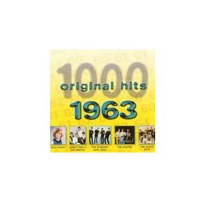 Cover - Fourmost, The: 1000 Original Hits - 1963