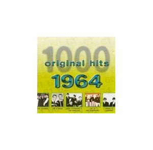 Cover - Fourmost, The: 1000 Original Hits - 1964