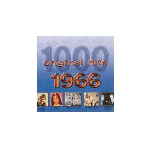 Cover - Aaron Neville: 1000 Original Hits - 1966