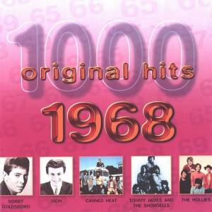 Cover - Don Partridge: 1000 Original Hits - 1968