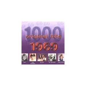 Cover - Oliver: 1000 Original Hits - 1969