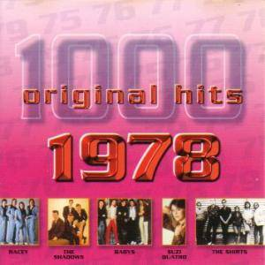 Cover - Marshall Hain: 1000 Original Hits - 1978