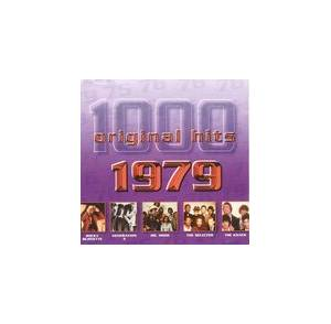 Cover - Rocky Burnette: 1000 Original Hits - 1979