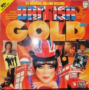 British Gold - Cover